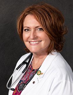 Melanie Davis, FNP